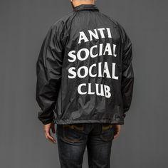 Anti Social Social Club Anti Social Social Club, Streetwear Brands, Street Wear, Mac, Graphic Sweatshirt, Sweatshirts, Sweaters, Funny, Fashion