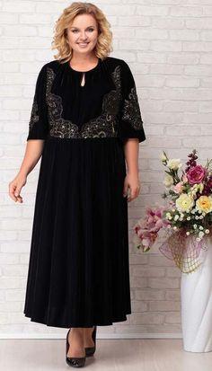 Полная модница Mature Women Fashion, Womens Fashion, Fashion Trends, Plus Size Retro Dresses, Royal Blue Lace Dress, Plus Size Fashion, Beautiful Dresses, Casual, Fashion Dresses