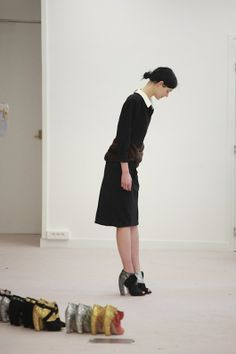 The Clothes Horse: Fashion Triviality