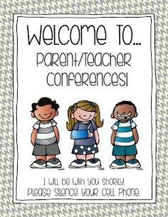 Teacher Idea Factory: PARENT/TEACHER CONFERENCE PREP + FREEBIE