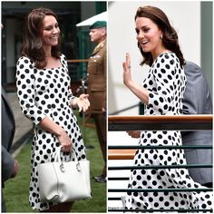 "2,213 Likes, 25 Comments - Catherine Duchess Of Cambridge (Kate Obrien) on Instagram: ""The Duchess of Cambridge showed up for the first day of Wimbledon championships today. Her first…"""