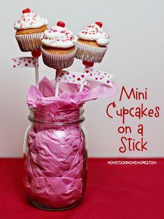 Mini cupcake para decorar a sua festa infantil - Dicas pra Mamãe