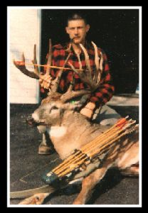 Mel Johnson's Illinois buck has stood as Pope and Young's top-scoring typical for 45 years. Will this giant ever fall from bowhunting's top spot? Big Game Hunting, Hunting Art, Deer Hunting, Whitetail Hunting, Whitetail Bucks, Whitetail Deer Pictures, Big Deer, Deer Camp, Deer Meat