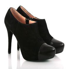 a2d6fb65634e Daniel Black Fierce Women s Stilleto Shoe Boot Fierce Women