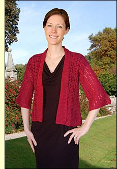 Crochet Cardigan, Jacket and Coat Patterns - Angelika's Yarn Store