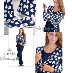 O look perfeito para o encontro mais esperado! Acompanhe o painel Mixte Maternity no Pinterest https://www.pinterest.com/mixte…/maternity-fall-winter-2015/ #maternity #mixtepijamas #lindaemcasa #pijamas #modaintima #fallwinter2015 #inverno2015 #conforto #mulher #woman