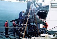 http://www.retronaut.co/2012/09/behind-the-scenes-of-jaws-marthas-vineyard-1974/    I <3 Jaws!