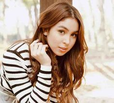 Julia Barretto feels no pressure being compared to Kathryn and Liza Real Beauty, True Beauty, Young And Beautiful, Most Beautiful, Beautiful Women, Julia Baretto, Filipino Girl, Filipina Actress, Pretty Babe