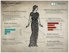 Why should you go to all the trouble to learn Latin? Here are 7 reasons from Maureen Wittmann.   At CatholicMom.com