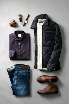 Men's Fashion Winter Jackets Fashdea
