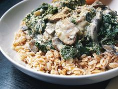 kale-mushroom-gratin