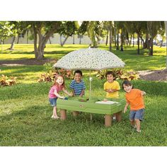 Sand & Water Activity Center is an all-in-one table that provides sand and water fun. Two separate sides, one for water and other for sand. Water Table With Umbrella, Sand And Water Table, Sand Table, Water Tables, Water Activities, Outdoor Activities, Classroom Activities, 2nd Birthday Gifts, Birthday Ideas