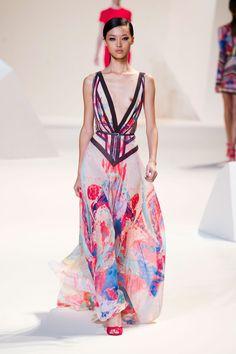 Fashion, Shopping & Style   Elie Saab Spring 2013   POPSUGAR Fashion Photo 15