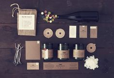 Stitch Design identity package, branding, graphic design
