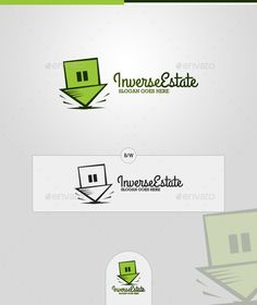 Real Estate Logo Design — Vector EPS #architect #building • Available here → https://graphicriver.net/item/real-estate-logo-design/12005577?ref=pxcr