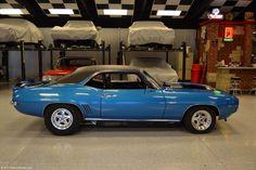 Victory Garage Spotlight: 1969 Chevrolet Camaro Z28 427