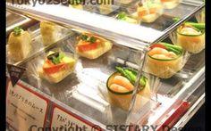 Try the Food Hall at Isetan Shinjuku