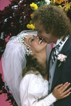 "Laura (Genie Francis) and Luke (Anthony Geary) put their turbulent past behind them and married on the grounds of the Port Charles mayor's mansion, on Monday, Nov. 16 and Tuesday, Nov. 17, 1981, when ABC Daytime invited the world to tune in to the daytime wedding of the decade, on ""General Hospital"". The long-awaited nuptials, plus guest star Elizabeth Taylor, served up the highest ratings in soap opera history. #1980s #GH50 #GH"