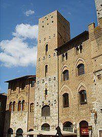 San Gimignano Tower Chigi #SanGimignanotowers #sangimignano #degustazioni #winetasting #Italy #towers #relax #food #foodpairing #wine #winery #Tuscany San Gimignano Towers