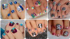 Toenail Art Designs Compilation No.3 | Compilación Diseños de Uñas ♥ Heyyyyyyy! Here´s the 3rd compilation of my toenail art designs! 6 beautiful pedicure de...