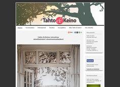 Pääkaupunkiseudulla toimiva Tahto & Keino suunnittelee ja toteuttaa kotien sisustus- ja pihamuutoksia sekä stailaa ja valokuvaa unelmalookeja. Amanda, Kitchen Appliances, Future, Home, Diy Kitchen Appliances, Home Appliances, Future Tense, Ad Home, Homes