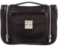 3.1 Phillip Lim Leather Fannie Clutch 3.1 Phillip Lim, Messenger Bag, Satchel, Stylish, Leather, Bags, Fashion, Handbags, Moda