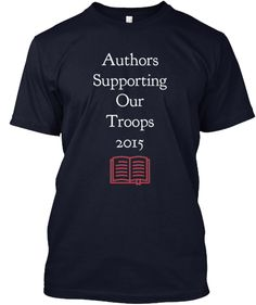 Authors Supporting Our Troops