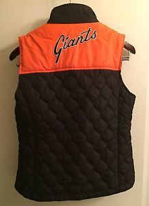 G Iii☀cooperstown Collection☀san Francisco Giants Vest Sz s Carl Banks | eBay