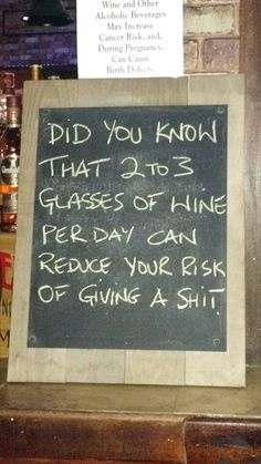 A glass of #wine or two or 3 keeps the emotions away.