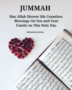 Every muslim should pray everyday and friday prayer which is considered as a holy day in islam. Jumma Mubarak Messages, Jumma Mubarak Images, Beautiful Islamic Quotes, Islamic Inspirational Quotes, Islamic Qoutes, Prayer Quotes, Quran Quotes, Jumuah Mubarak Quotes, Surah Kahf