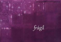 5 frágil #lila #morado #violeta #frases #reflexiones #ilustracion