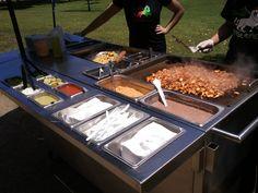 taco cart catering   Catering Carts & Food Trucks: Street Tacos, Hot Dogs, Hamburgers ...