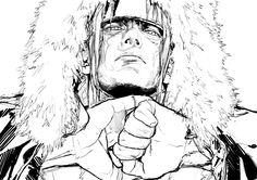 Manga Drawing, Manga Art, Anime Art, Manga Illustration, Character Illustration, Reference Manga, Character Art, Character Design, Samurai Art