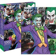 Collectables - Dc Comics - The Joker 1000pc Puzzle
