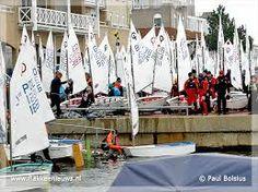 Verschillende zeilwedstrijden worden gehouden op Marina Port Zélande_Optifun