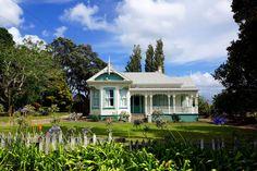 Old Villa . | At Mangere , Auckland , NZ .