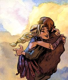 HTTYD Lovin'--Thank You. by *toerning on deviantART