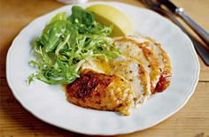 Baked Chicken with Cinnamon Butter — Punchfork