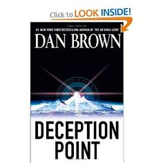 Deception Point  Dan Brown