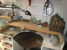 Our Jewellers Bench