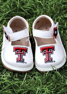 Texas Tech Squeak baby girls shoes http://www.texastechalumni.org/s/1422/index.aspx?sid=1422=1=389
