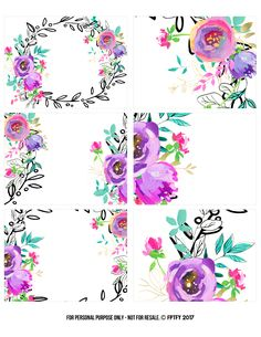 3x4-cards-mint-and-purple-FPTFY.jpg (2550×3300)
