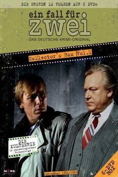 A Case for Two (TV Series 1981– 2013, I believe)//Private Detective series featured on German TV