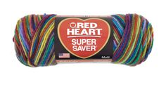 Primary Super Saver Economy Yarn   Red Heart