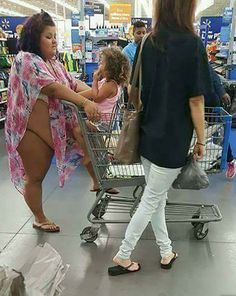 Cover Ups at Walmart - Funny Pictures at Walmart
