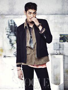 Kim Young Kwang - Vogue Magazine