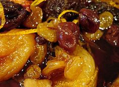 Polish Dried Fruit Compote Recipe - Polish Christmas Eve Dessert