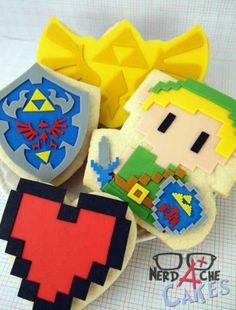 Zelda Cookies:)