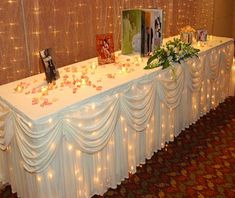 wedding table cloth - Wedding Table Cloth Ideas – Wedding and Bridal Inspiration Galleries