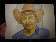 """""""Cowboy"""" von Schuschnig"""